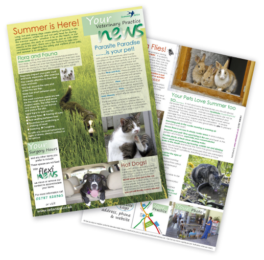 Flexi Veterinary News Summer 2018